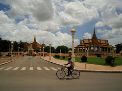 The Road In Front Of The Royal Palace