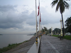Riverfront In Front Of The Palace