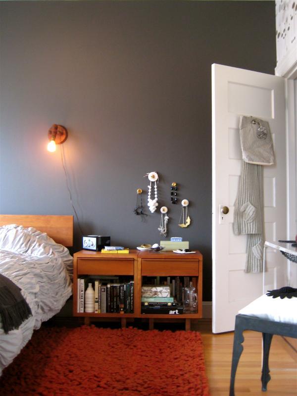 Decoro sin decoro 29 dic 2010 for Dormitorios pintados en gris