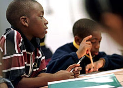 Black Male Student Achievement, Jaw Dropping Data, Council of Great City Schools