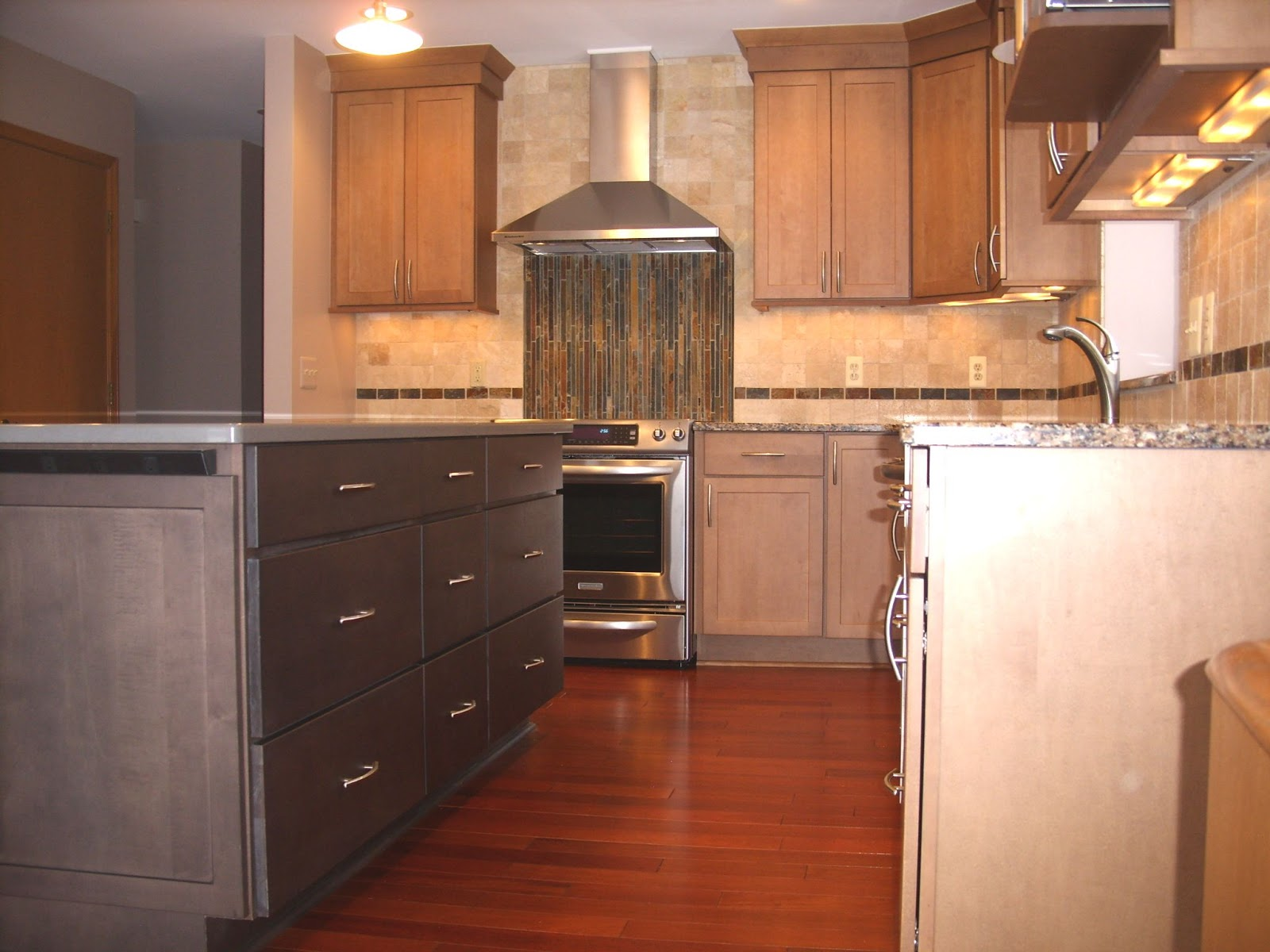plywood kitchen cabinets backsplash design ideas borchert building blog difference between particle board