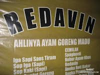 Kuliner 27 - Ayam Bakar Madu - Redavin, Bogor