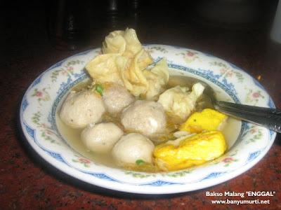 Kuliner 43 - Bakso Malang ENGGAL, Bandung