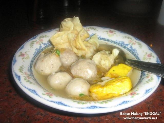 Kuliner 43 Bakso Malang Enggal Bandung