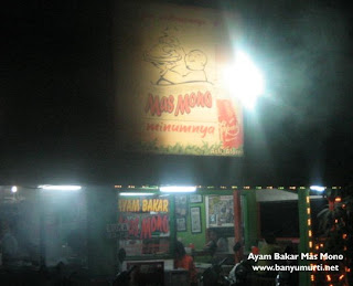 "Kuliner 45 - Ayam Bakar ""Mas Mono"", Jakarta"