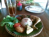 Kuliner 09 - Nasi Jambal (Restoran Gili-gili Bogor)
