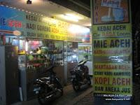 "Kuliner 25 - Mie Aceh ""Cie Rasa Loom"", Bandung"