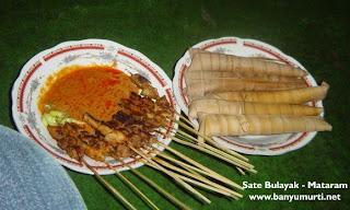 Kuliner 53 - Sate Bulayak, Mataram