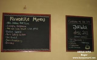 Kuliner 62 - Kedai Kita, Bogor