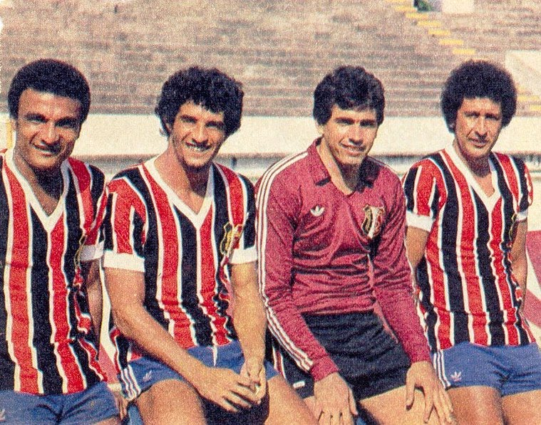 a6de90fa446c3 Mas foi no Santa Cruz de Recife que Birigui viveu seus melhores momentos no  futebol. No Cobra Coral foi ídolo absoluto