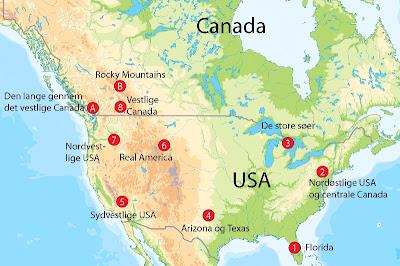 Motorhomeblog Dk Guide Til Ferie I Motorhome I Canada Og Usa
