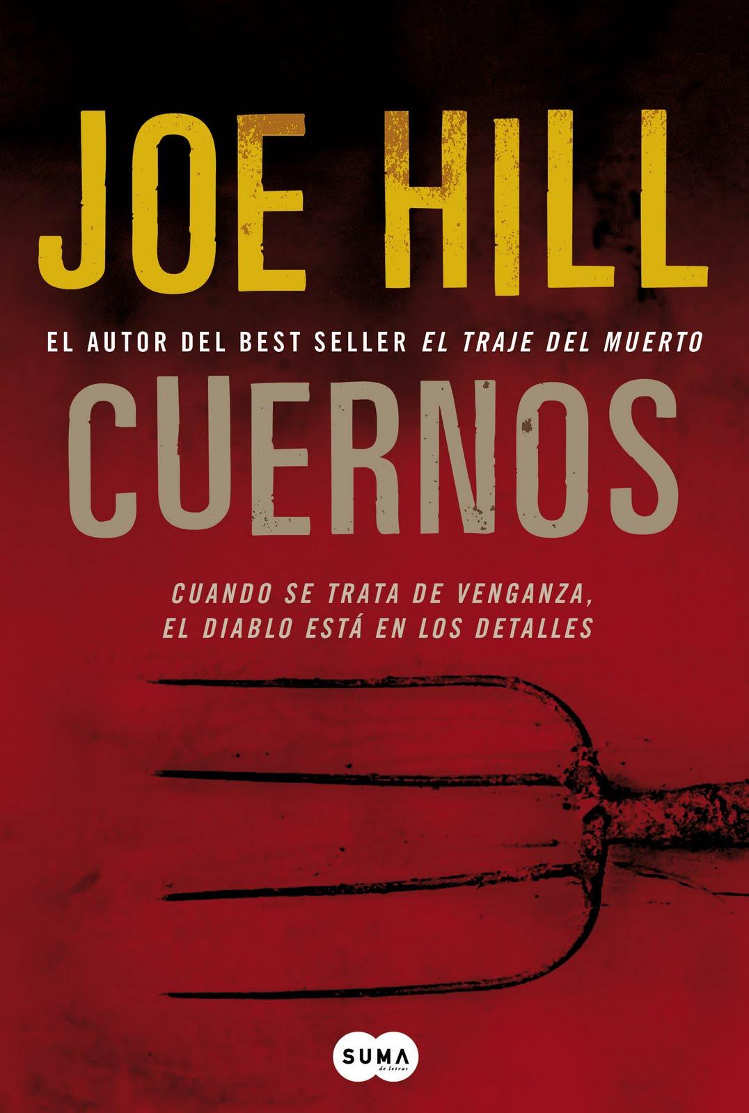 Cuernos, Joe Hill