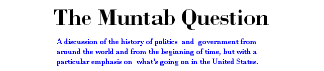 The Muntab Question