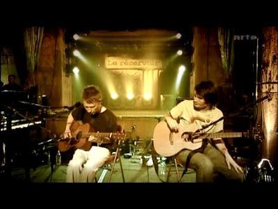 Radiohead   Live Acoustic (arte) 2003 _MusicPlanet2Nite_ preview 0