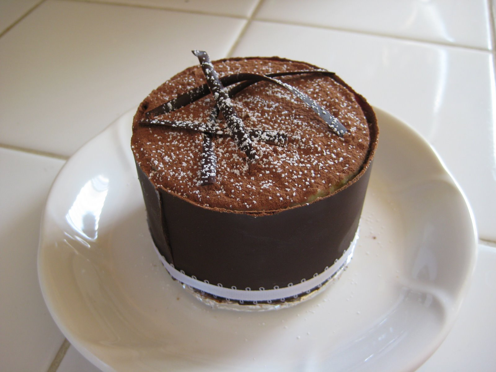 Gourmet Baking: Mini Tiramisu Cake