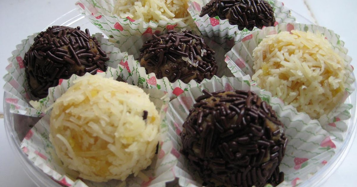 how to make rum balls without biscuits
