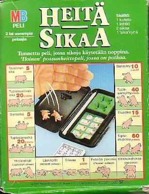 Heitä Sikaa