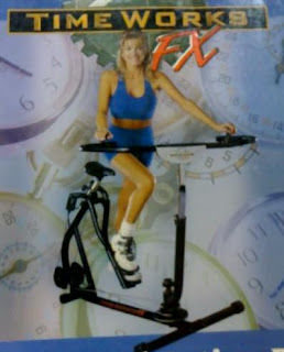 timeworks exercise machine