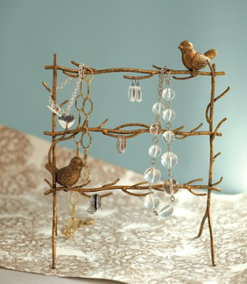 Jewelry trees stands with many branches myideasbedroom com