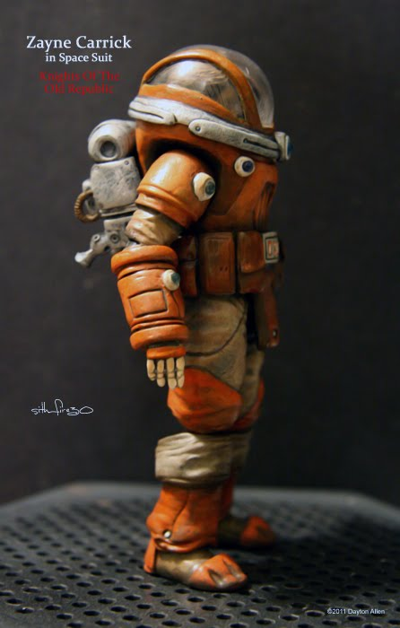 Toycutter Zayne Carrick Action Figure Star Wars