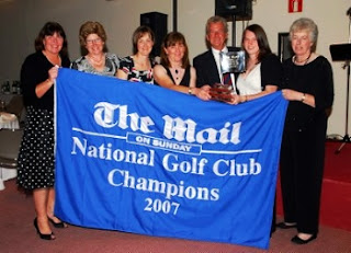 The Stirling Mail on Sunday Winners