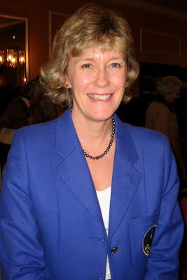 RLCGA Past Captain Beth Paterson