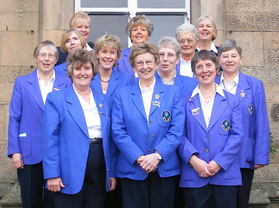 The 2008 SLGA Board of Directors - click to enlarge