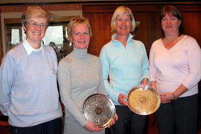 From Left to Right June, Sheila, Mary and Roisin - Click to enlarge