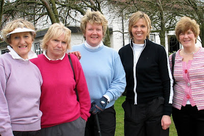 Whitecraigs Golf Club Mail on Sunday Team