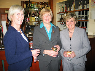 Click to enlarge --- Mary Hardie, Mary Craig and Rosemary Reedie