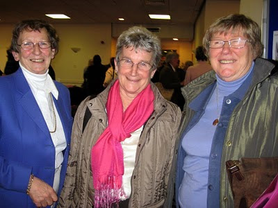 Ethel Jack, Anne Byiers and Jean Macintyre - Click to enlarge
