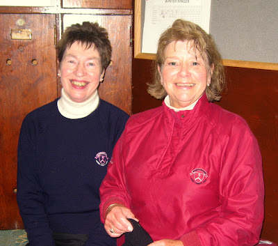 SHEILA ROBSON AND CHRISTEEN FINLAYSON - CLICK TO ENLARGE