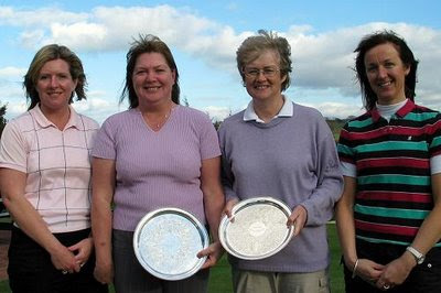 The 2007 RLCGA Winter Foursomes Finalisrs