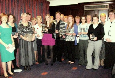 Some of the 2009 RLCGA Prizewinners - Click to enlarge