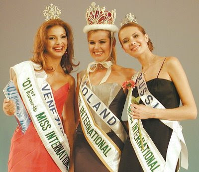 Miss Suomi 2001