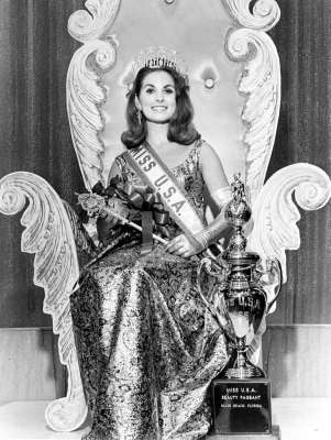Thecrowncompetitors Miss Usa 1966
