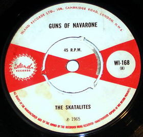 Deep Art Nature: The Skatalites
