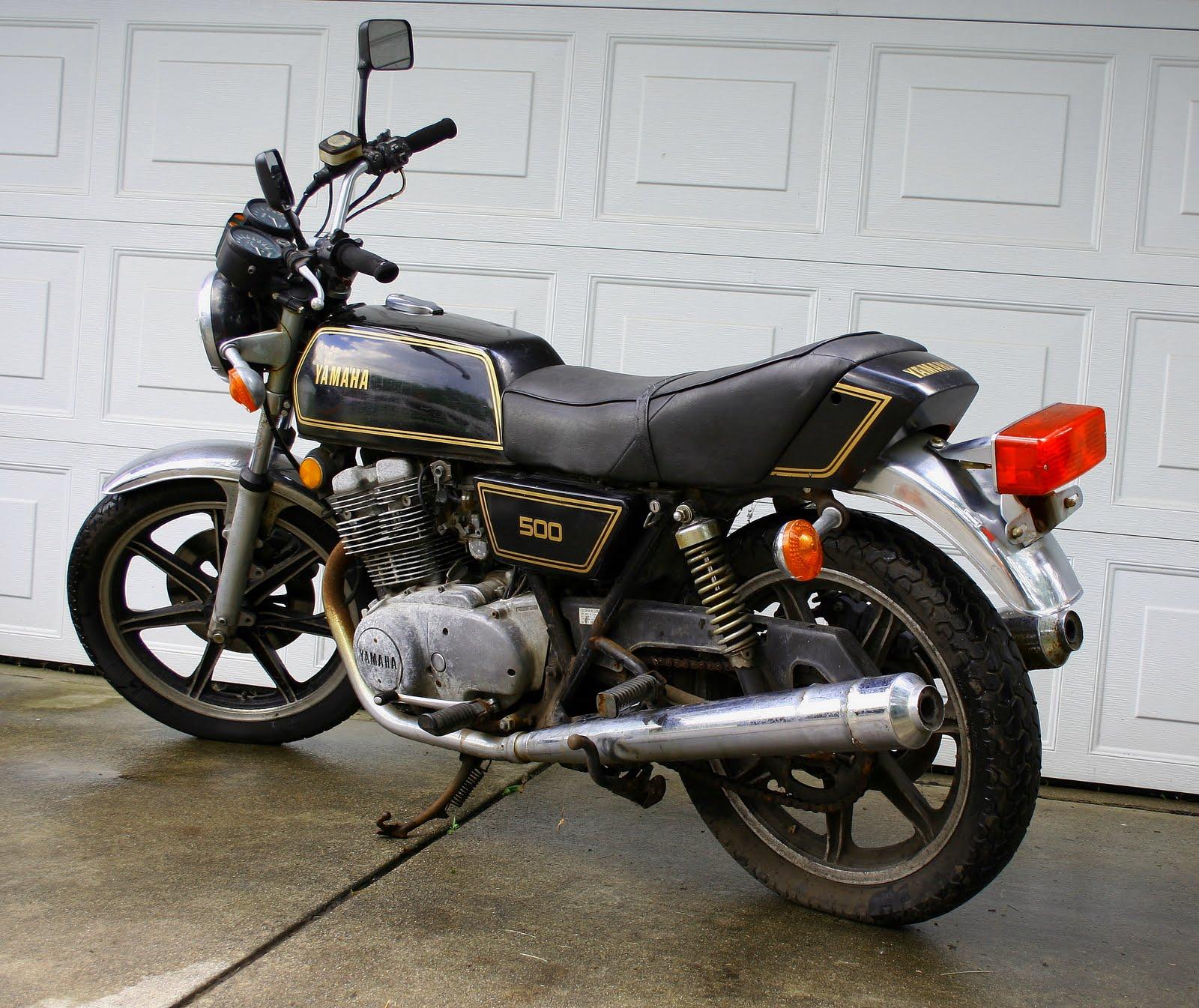 Yamaha Xsexhaust