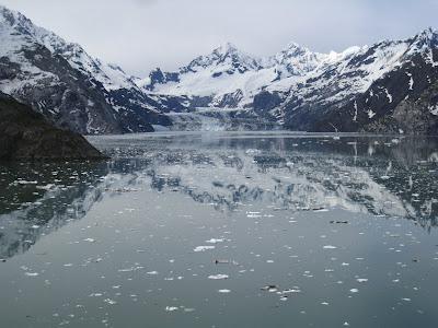 Cruising Alaska's Glacier Bay