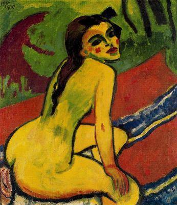 Resultado de imagen para pintura expresionista alemana