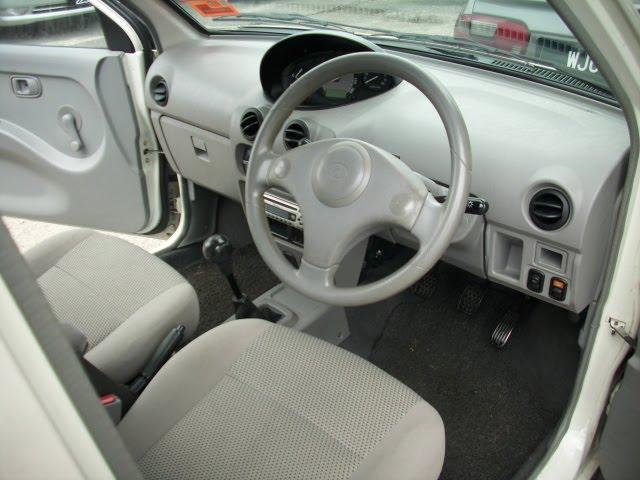 Menjual & membeli kereta terpakai: PERODUA KANCIL 660 EX
