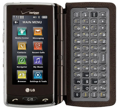 LG Versa ~ Cell Phone Updates - Cell Phone Reviews - Mobile