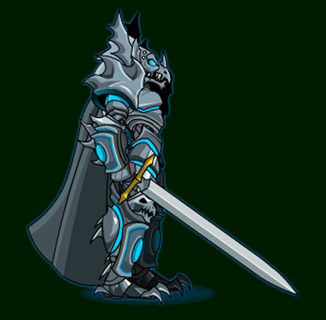 Dragon Lord armour evolved