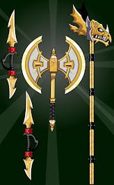 armas del destino