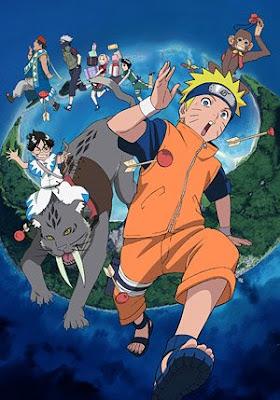 Naruto Movie Anime