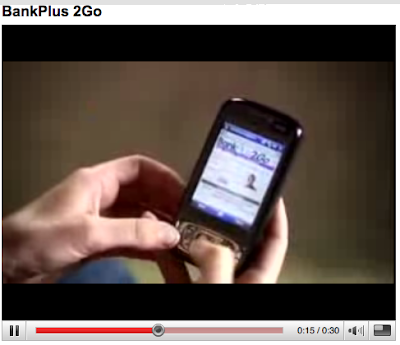 Video Comercial BankPlus2Go