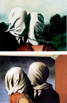 Music Artwork Magritte S Lovers