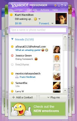 Yahoo Messenger 9 Beta