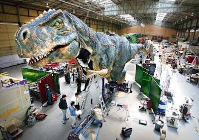 Walking dinosaurs essay