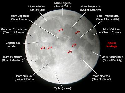 Ask Doctor Vector: My moon map